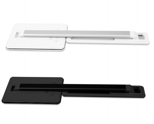 TecLines DL002 dimmable LED desk lamp, control panels