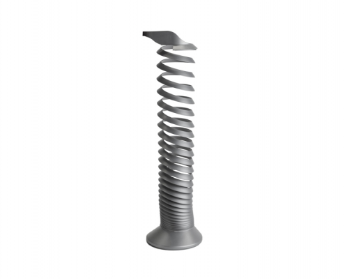 TecLines TKS001G cable spiral 1300 mm, height adjustable