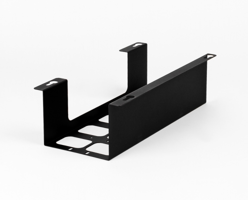 TecLines TKW cable tray 310 mm black