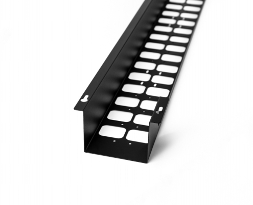 TecLines TKW cable tray 1000 mm black
