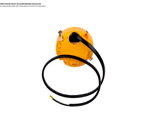 TecLines TNT001 flush-mounted USB Power Supply Unit Hollow Wall Device Box