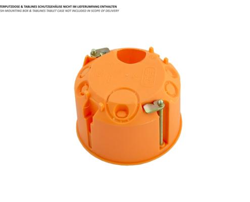 TecLines TNT001 flush-mounting USB Power Supply Unit Hollow Wall Device Box
