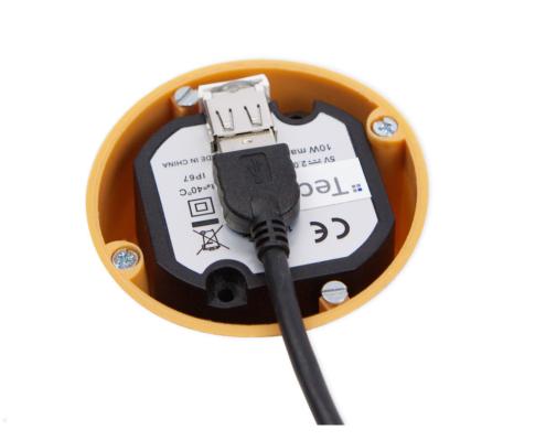 Anwendung TecLines TUC017B Adapterkabel